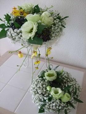 花リースペア